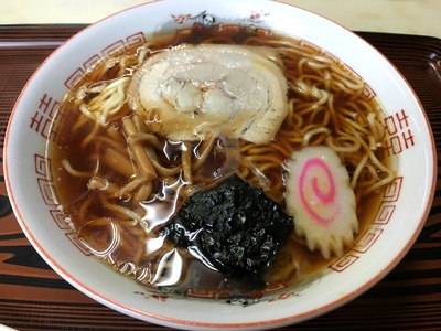16/09/29南京ラーメン総本家星の家 南京ラーメン(並)05