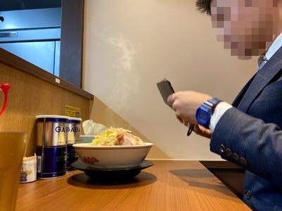 20/02/04ラーメン豚山横浜西口店 04