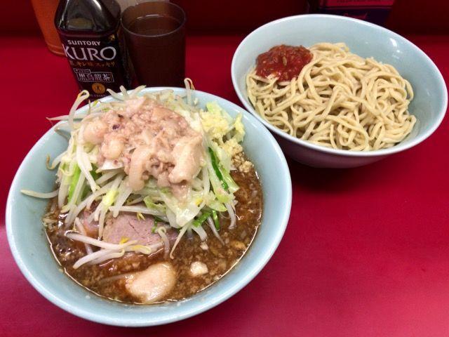 中山 駅前 二郎 店 ラーメン