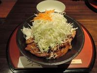 14/11/15豚丼 駿河 大豚丼 1