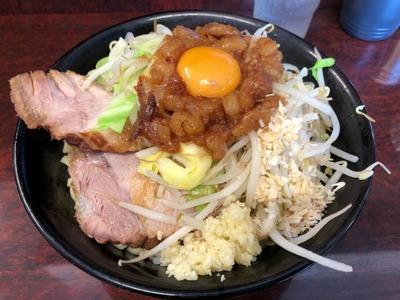 18/01/31ラーメン二郎めじろ台店 04