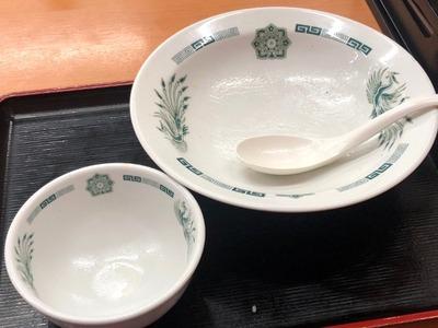 18/06/11熱烈中華食堂日高屋八王子南口店 10