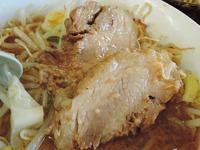 14/11/18 小つけ麺(ニンニク、ヤサイ)7