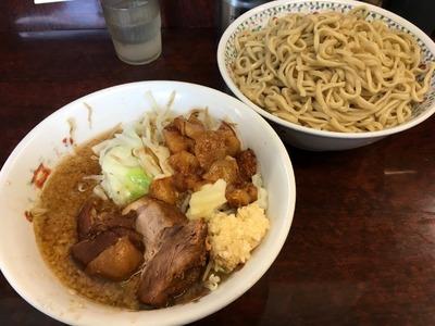 17/08/04ラーメン二郎めじろ台店 03