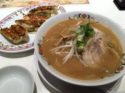17/06/28餃子の王将フレスポ八王子みなみ野店 03