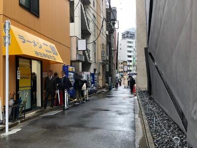 18/04/18ラーメン二郎神田神保町店 13