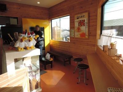 卵菓屋 店内09