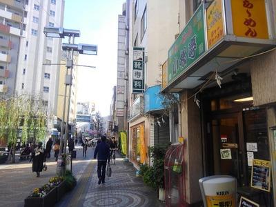 15/12/28小松亭中町本店 ジャージャーメン01