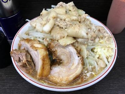 17/09/05ラーメン二郎川越店 13