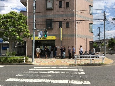 17/06/05ラーメン二郎めじろ台店 01