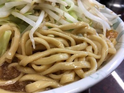 17/10/17ラーメン二郎めじろ台店 09