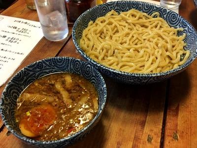 17/10/06つけ麺本舗 一億兆 つけ麺大 02