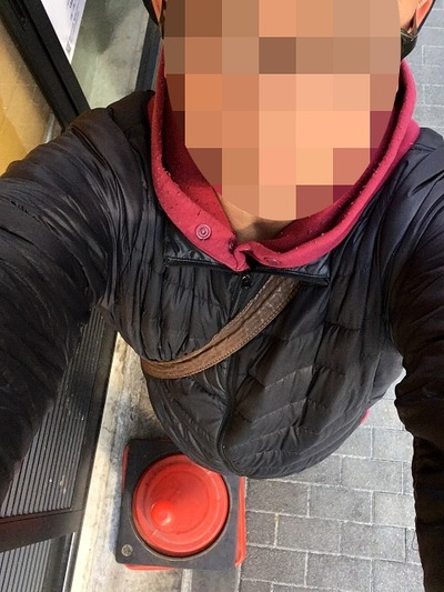 17/01/18ラーメン二郎荻窪店 (ニンニク少なめ)08