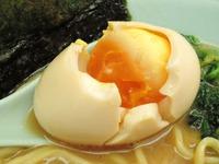 14/09/18横浜ラーメン武蔵家菊名店 味玉ラーメン並 5