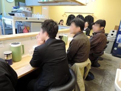 14/12/03らーめんきじとら らーめん(ニンニク、生姜)01