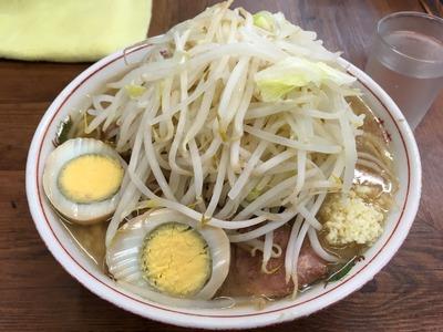 17/05/26ラーメン二郎品川店07