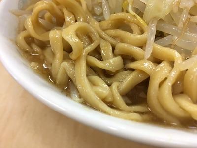 17/09/15ラーメン二郎京成大久保店 08