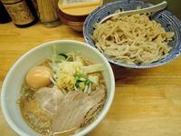 15/06/16らーめんきじとら つけめん(ニンニク、生姜)01