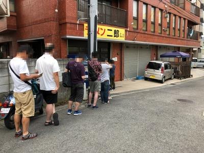 19/06/21ラーメン二郎中山駅前店03