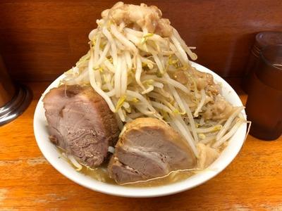 19/04/22ラーメン二郎立川店 02