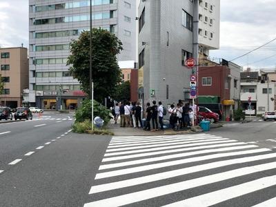 19/09/28 二郎三田本店 ぶたラーメン 03