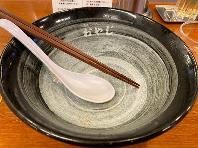 21/03/02北海道らーめんおやじ本店 おやじ麺 10