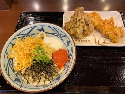 20/10/01丸亀製麺スーパーデポ八王子みなみ野店03