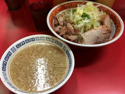 17/02/28ラーメン二郎上野毛店 05