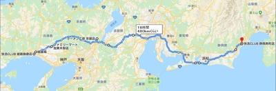 2019夏季ツーリング第3日目(実走)