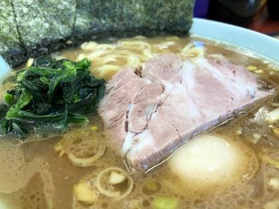 19/01/11奥津家 並玉子(好み普通)+まかない丼 04