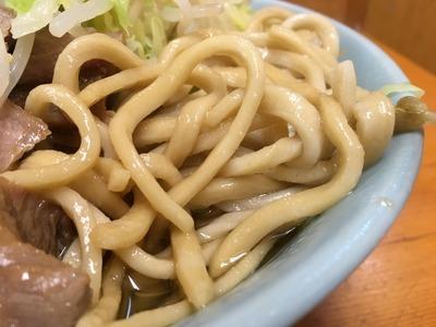16/10/31ラーメン二郎新橋店 05