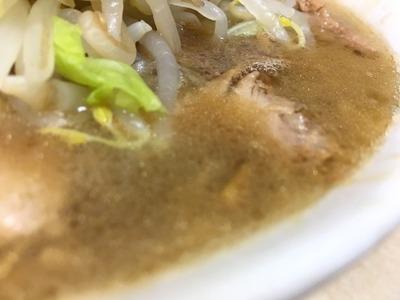 17/09/15ラーメン二郎京成大久保店 07