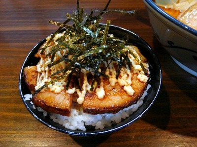15/09/17麺や 樽座子安町店 えび味噌らーめん 5