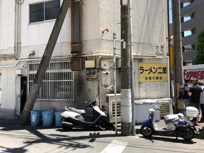 18/07/02ラーメン二郎京急川崎店 14