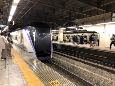 18/11/18桂花ラーメン新宿東口駅前店 16