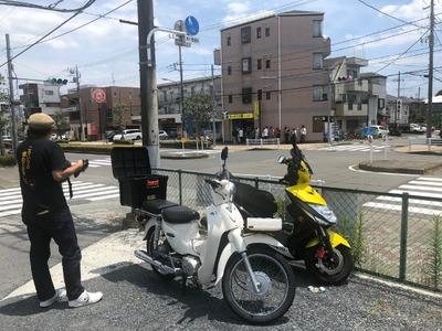 18/06/09ラーメン二郎めじろ台店 02