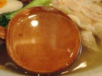 15/05/28らーめん中々(なかなか)鶏らーめん+煮玉子21