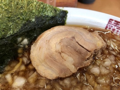 17/12/29えびす丸 中華そば(玉ねぎ増し)09