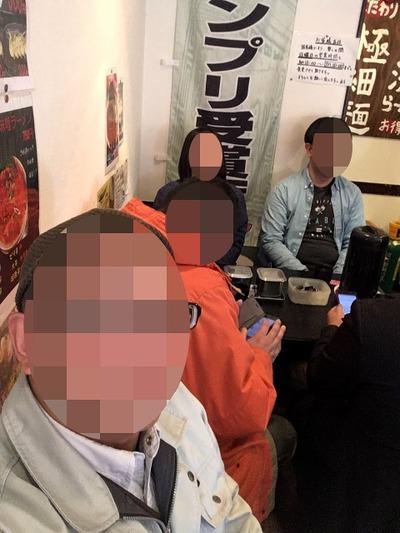 17/12/14博多長浜らーめん六角堂淵野辺本店04