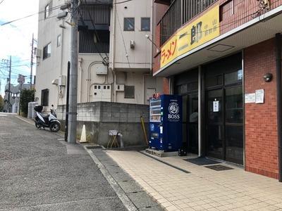 18/11/14ラーメン二郎中山駅前店02
