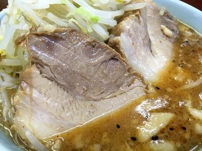 17/12/02ラーメン二郎新小金井街道店10