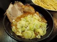 14/12/20小川流みなみ野店 味噌つけ麺+ちゃーしゅー2