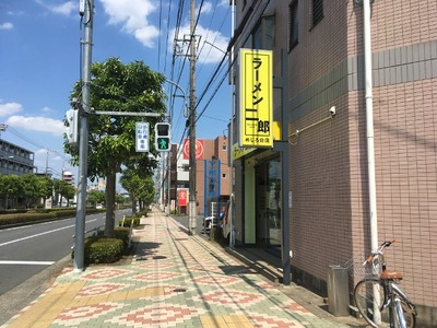17/06/17ラーメン二郎めじろ台店 01