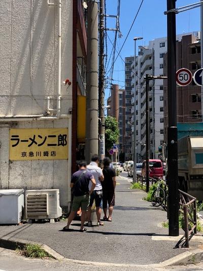 18/07/02ラーメン二郎京急川崎店 15