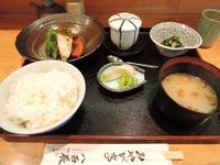 14/10/28みやび亭八百辰 日替わりランチ1