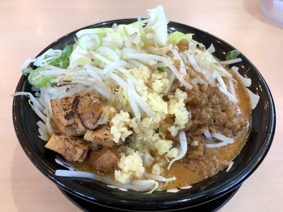 18/10/21北海道らーめん味噌ノ頂 05