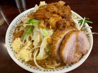 20/11/28ラーメン二郎めじろ台店 09