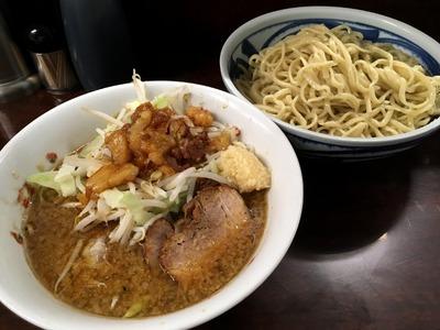 17/08/30ラーメン二郎めじろ台店 02