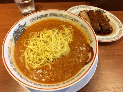 17/11/10肉そばタンタン準急 04