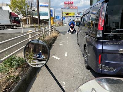 21/04/03ラーメン二郎めじろ台店 02